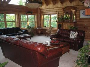 Quail Ridge Inn Bed & Breakfast, living room